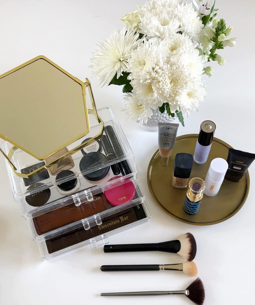 Makeup display image