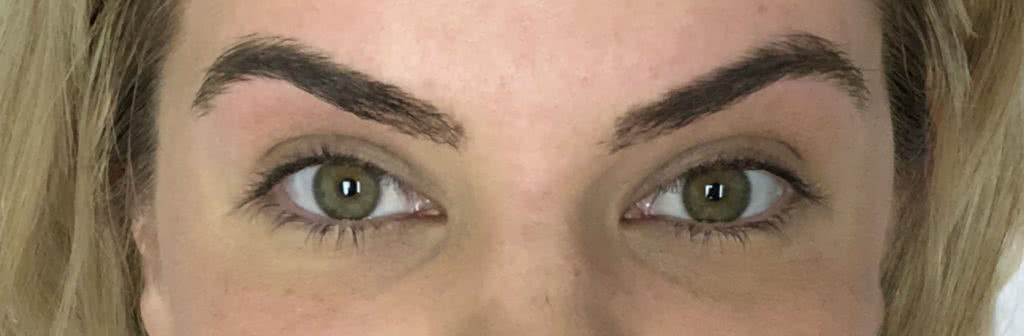 Before Lash Lift