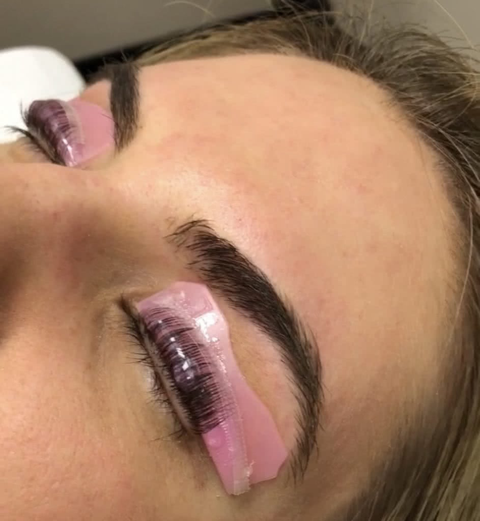 Lash Lift solution