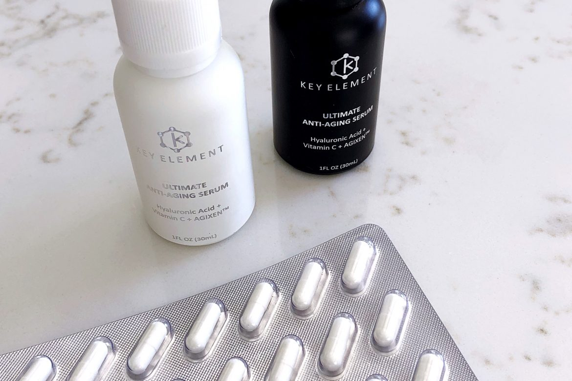 Review: Key Element 30- Day Skin Rejuvenation Complex
