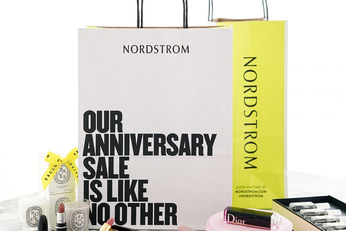 Why the Nordstrom Anniversary Sale is Not Your Average Sale