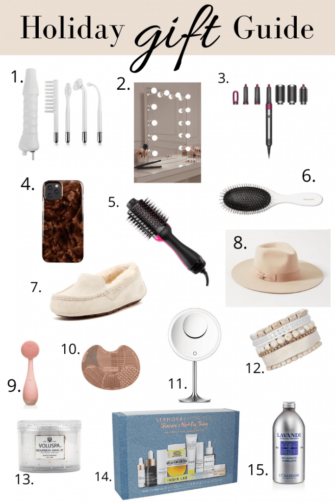 An amazing holiday gift guide for the special women in your life
